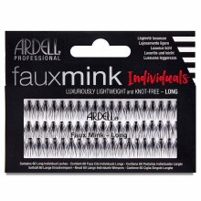 Ardell Faux Mink Individuals - Long Black - Luxuriously Lightweight Falsies