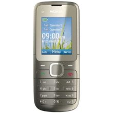 Nokia C2-00 Dual Sim   64MB   16MB RAM - Used