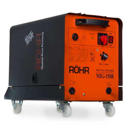 Rohr MIG-150R - MIG Welder Inverter 240V / 150 amp Gas Flux Wire DC Welding Machine