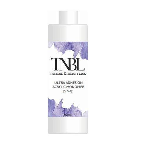TNBL Ultra Adhesive Acrylic Liquid Monomer (50mL, Clear)