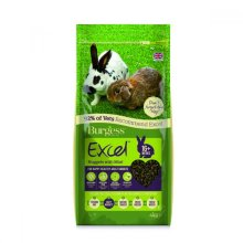 Burgess Excel Adult Rabbit Food Nuggets With Mint