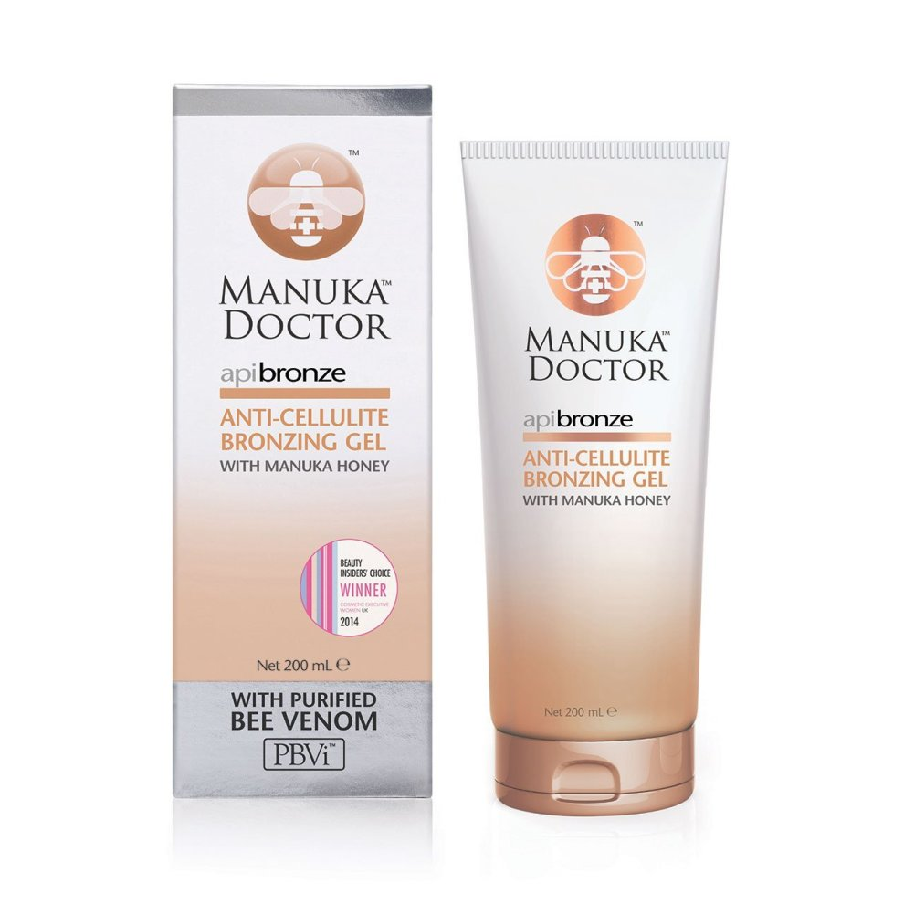 Earth to Skin Honey Manuka Calming Day Gel Cream