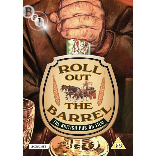 Roll Out The Barrel - The British Pub On Film DVD [2012]