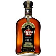 Havana Club Anejo 15yo Rum 70cl 70cl