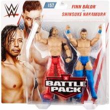 WWE Battle Pack - Series 57 - Finn Balor & Shinsuke Nakamura