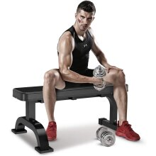YOLEO 700 lbs Utility Bench for DB Press Weight Training, Ab Exercises, Workout Bench for Home Gym
