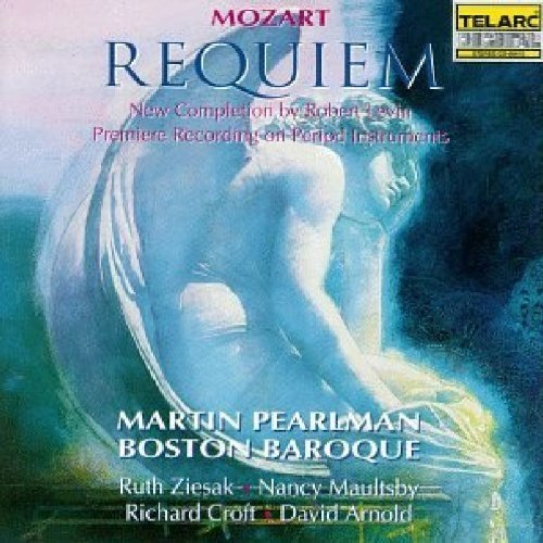 Boston Baroque/pearlman - Mozart: Requiem (premiere) [CD]