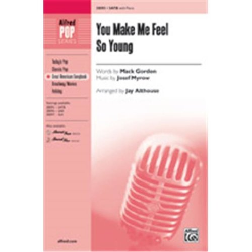 Alfred 00-38098 YOU MAKE ME FEEL SO YOUNG-STRX CD