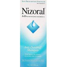 Nizoral Anti-Dandruff Shampoo, 7 Ounce (Pack of 2)