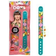 LEGO 41912 Love Birds Bracelet - DOTs 41912 33pcs Age 6+