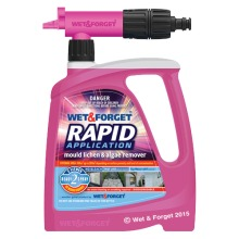 Wet & Forget Rapid with Sniper Nozzle