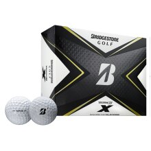 Bridgestone Tour B X Golf Balls One Dozen (White) used by Bryson Dechambeau