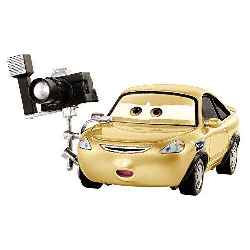 Disney Pixar Cars Tim Rimmer Die-cast Vehicle