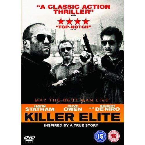 Killer Elite DVD [2012]