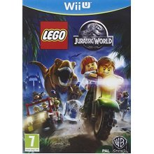 LEGO JURASSIC WORLD WII U - Used