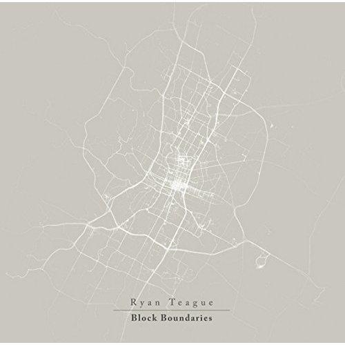 Ryan Teague - Block Boundaries [CD]