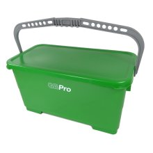 Spear /& Jackson 10L Green Collapsible Bucket