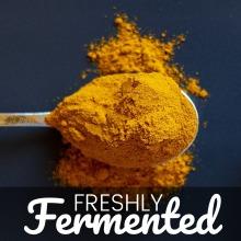 Certified Organic Turmeric Powder