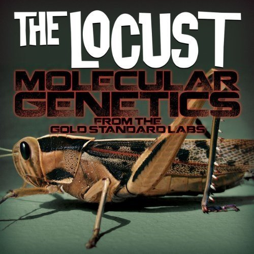 The Locust - Molecular Genetics From the Gold Standard Labs [CD]