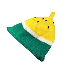 Baby Handmade Knit Hat Children's Autumn And Winter Cute Warm Hat #1