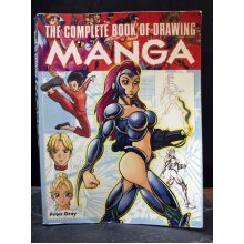 The Complete Book of Drawing Manga - Used