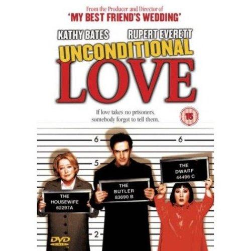 Unconditional Love DVD [2004]