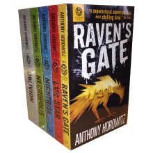The Power Of Five 5 Books Collection Set by Anthony Horowitz