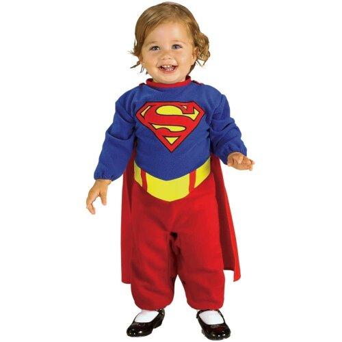Supergirl Infant Costume