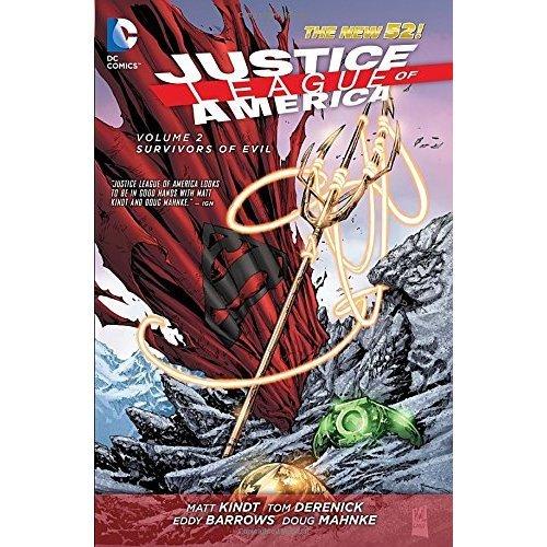 Justice League of America Volume 2: Survivors of Evil HC (The New 52) (Justice League (DC Comics) (Hardcover))