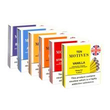 Ten Motives Refill Cartridges - All Flavours