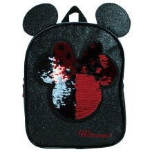 Minnie Mouse Two Way Sequin Backpack