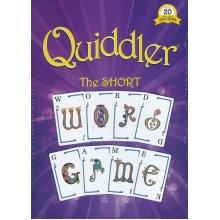 Esdevium Games QUI001 Quiddler Card Game