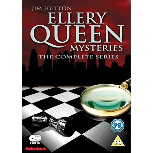 Ellery Queen Mysteries - The Complete Series DVD [2016]