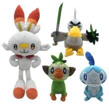Pokemon Plush Doll Pocket Monster Toy Poke Kids Gift
