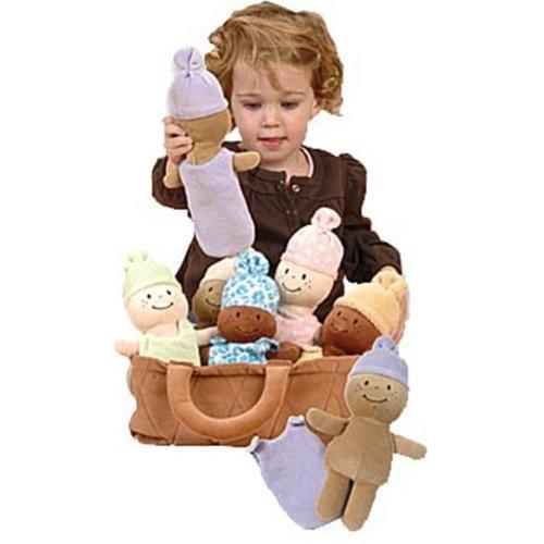 US Toy MTC-13 Bountiful Basket of Beautiful Babies