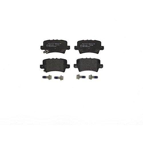 Brembo P28038 Rear Disc Brake Pad - Set of 4