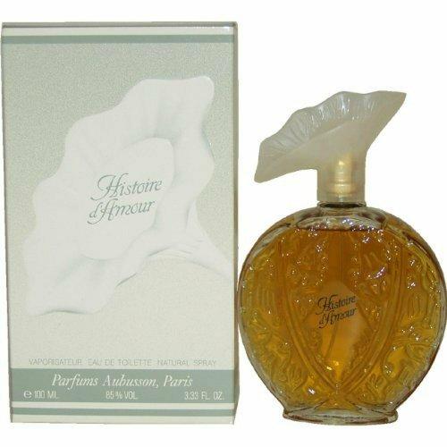 Historia de Amour Eau de Toilette Spray 100 ml for Women By Aubusson