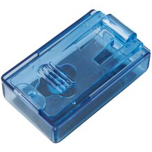 Compact Pill Puncher with Container