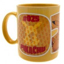 Pokemon Pikachu Heat Changing Mug