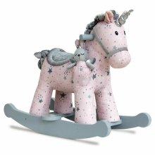 Little Bird Told Me?Infant/ Baby Celeste & Fae Rocker?Kid's Unicorn Riding Toy