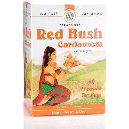 Palaquin Red Bush Cardamom Tea 2 Pack -2 x 125g