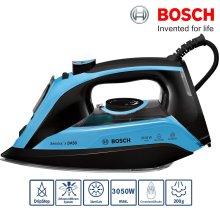 Bosch TDA5073GB Steam Iron 3050W Advanced Steam System 200g Steam Shot