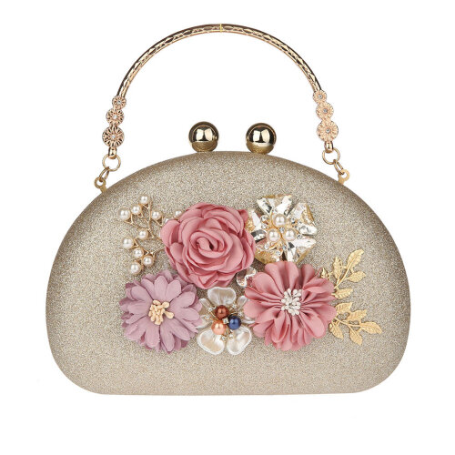KAXIDY Ladies Evening Clutch Bag Prom Party Purse