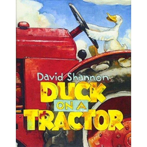 Duck on a Tractor by Shannon & David
