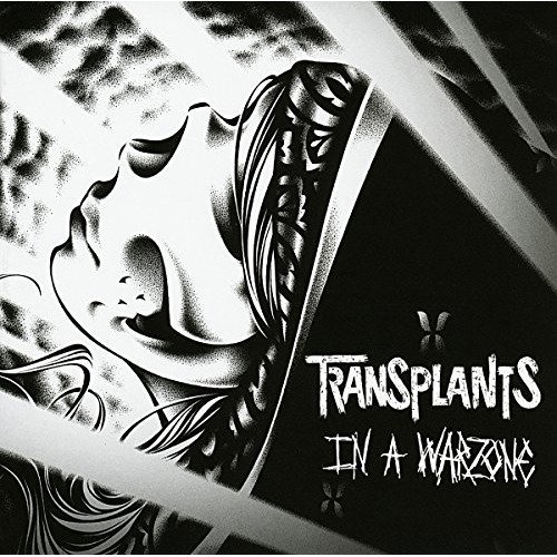 Transplants - in a Warzone [CD]