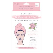 Turban Hair Towel Infused with Oil