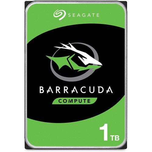 Seagate Barracuda - 1 TB internal hard drive  silver,ST1000DM010
