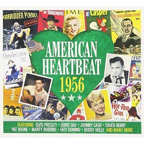 American Heartbeat 1956 [double Cd]
