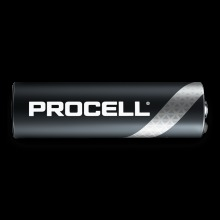 50 X DURACELL PROCELL AA BATTERIES ALKALINE 1.5V LR6 MN1500 REPLACES INDUSTRIAL