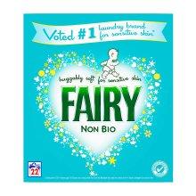 Fairy Non-Bio 22 Washes